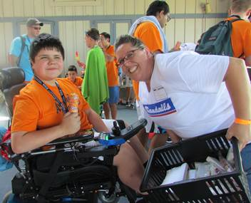 Houston - MDA Camp