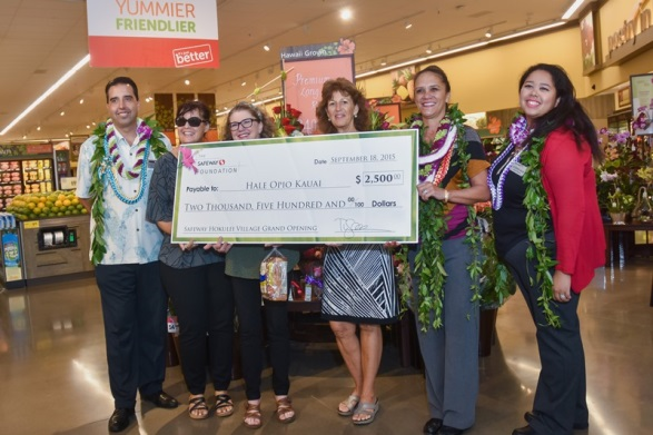 Hawaii Lihue Grand Opening