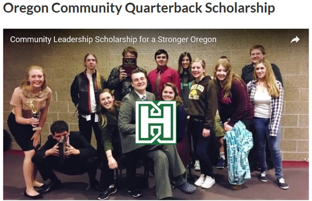 Portland Hudding up for Education